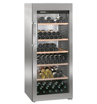 Vinoteca para 201 botellas WKes4552 Liebherr
