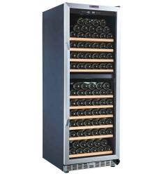 Vinoteca de conservación para 135 botellas La Sommeliere MZ2V135